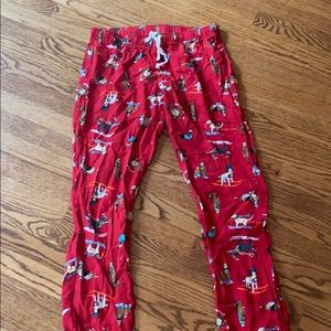 Pajamas pants